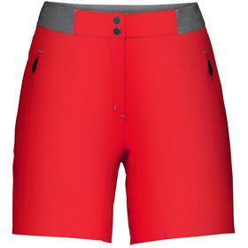 VAUDE Scopi LW II Spodnie krótkie Kobiety, czerwony